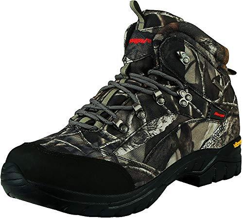Hanagal Men's Bushland Waterproof Hunting Boots, Size