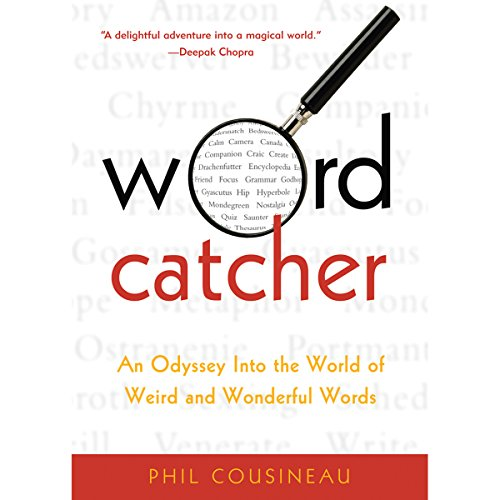 Wordcatcher audiobook cover art