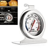 AVESON Stainless Steel Dial Oven Thermometer Monitoring Temperature Gauge For Home Kitchen