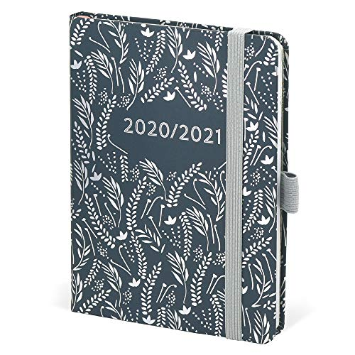 Boxclever Press Enjoy Everyday Kalender 2020 2021. Schülerkalender 2020 2021 von Aug. \'20 bis Aug. \'21. Wochenplaner mit Monatsübersichten, Rechnungstrackern, Notizseiten & Tasche. Misst 17 x 12,5 cm
