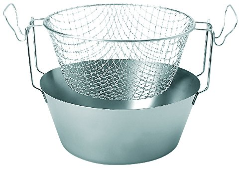 Artame Art 23224 Fryer Base Termica Inox 24 cm
