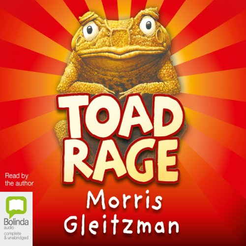 Toad Rage cover art