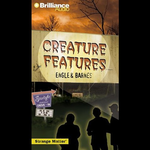 Creature Features audiobook cover art