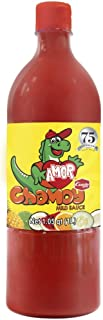 Amor Salsa Chamoy Sauce by Salsas Castillo, Red, 33 oz