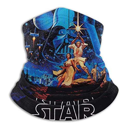 Star-Wars Breathable Neck Gaiter Face Cover Mask A Scarf Iheartravesstar Wars Large Mandalorian Unisex Neck Scarf Outdoor Uv Protection