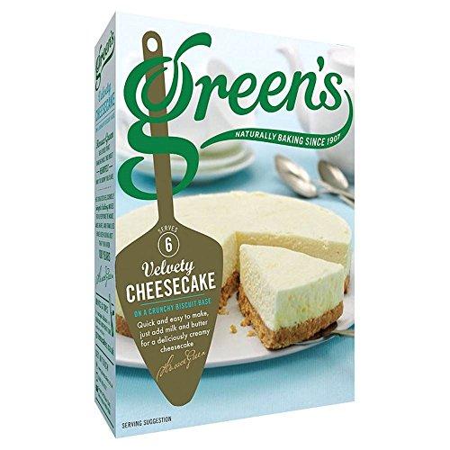 Green's Velvety Cheesecake Mix - Backmischung für Käsekuchen