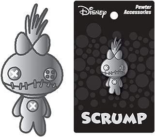 Disney Pewter Lapel Pin: Scrump