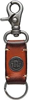 Royal Enfield Tan Leather Key Chain (RLCKCH000007)