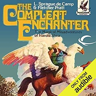 The Compleat Enchanter cover art