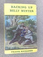 Backing up Billy Bunter