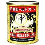 日食 ロールドオーツ(北海道産燕麦使用) 350g