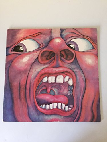 KING CRIMSON in the court of the crimson king (an observation by king crismson), gatefold.