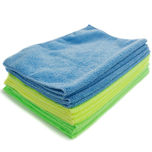 Zwipes 735 Microfiber Towel Cleaning Cloths, 12...