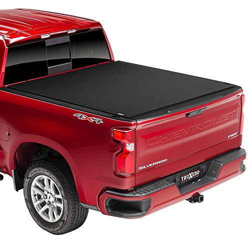 TruXedo Soft Roll-Up Truck Bed Cover