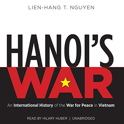 Hanoi's War audiobook cover art