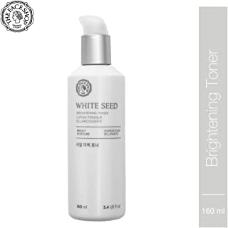 The Face Shop White Seed Brightening Toner, 160 ml