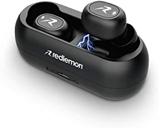 Redlemon Audífonos Bluetooth Inalámbricos True Wireles Ste