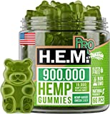Premium value for the best price - hemp oil poured into 60 delicious hemp gummies. Superior formula to improve your health. Lovely shape & taste too. Natural hemp oil candy - relax, relieve stress with omega 3, 6, 9 acids, vitamins E, B, and natural ...