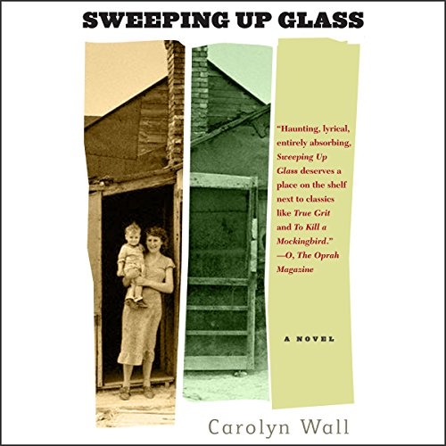 Sweeping Up Glass audiobook cover art
