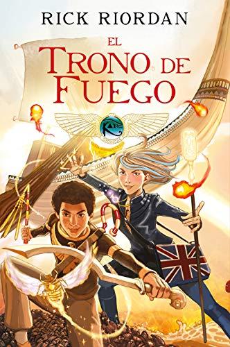 El Trono de Fuego. Novela Gráfica / The Throne of Fire: The Graphic Novel: 2