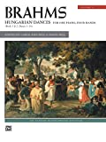 Brahms -- Hungarian Dances, Vol 1 (Alfred Masterwork Edition)