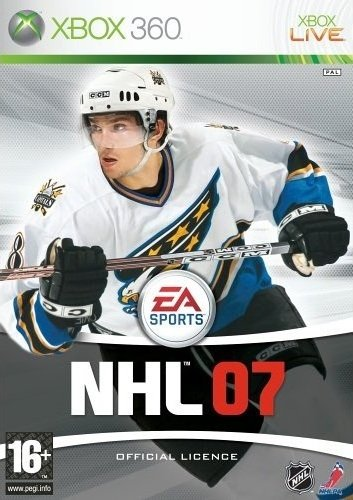 Electronic Arts NHL 07, Xbox 360 - Juego (Xbox 360, Xbox 360)