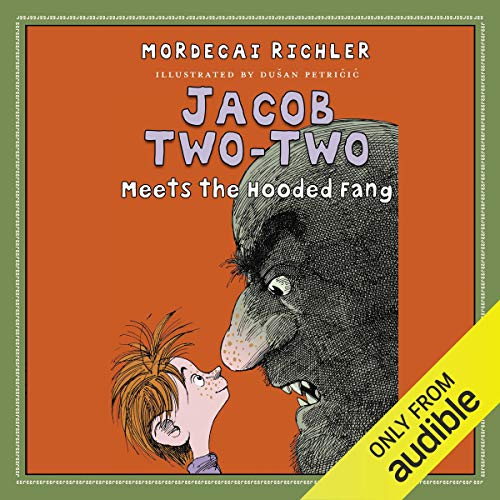 Jacob Two-Two Meets the Hooded Fang cover art