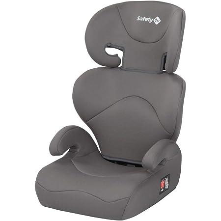 Safety 1st Road Safe Seggiolino Auto 15-36 kg, Gruppo 2/3, per Bambini da 3.5 a 12 Anni, Reclinabile e Facile da Installare, Grigio (Grey)