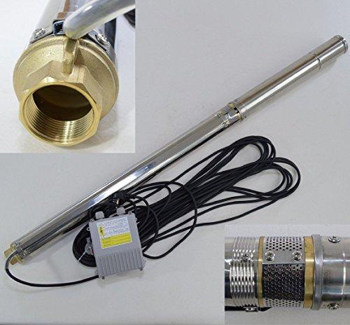 Powermat INOX roestvrij staal diepe bronpomp 3