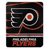 The Northwest Company NHL Philadelphia Flyers 'Fade Away' Fleece Throw Blanket, 50' x 60' , Orange