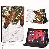 lingtai Funda de piel sintética con función atril para iPad 2, 3, 4, 5, 6, iPad Mini, Air/Pro (color: 5, tamaño: iPad 2, 3, 4)