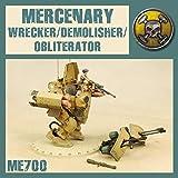 DUST 1947 - Mercenary Wrecker/ Obliterator