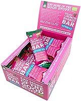 KLEEN Sports Nutrition Paleo Crunch Energy Bar - Razpberry Bliz