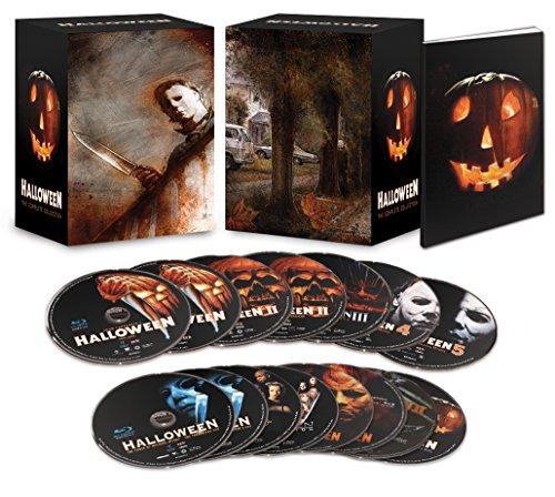 Halloween Complete Collection [USA] [Blu-ray]