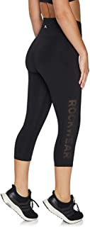 Rockwear Activewear Women's 7/8 Laser Logo Pocket Tight from Size 4-18 for 7/8 Length Ultra High Bottoms Leggings + Yoga P...