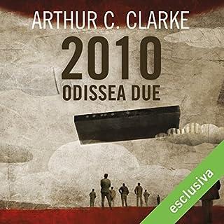 2010: Odissea due copertina