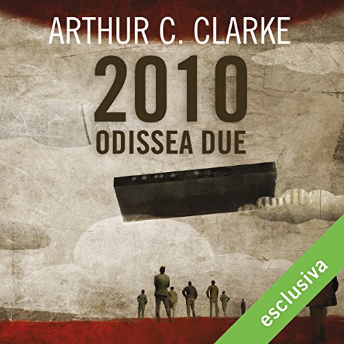2010: Odissea due audiobook cover art