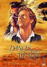 Danzas con lobos–Póster de la película (27x 40Inches–69cm x 102cm) (1990) (estilo E) por decorativo pared Póster