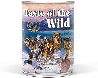 Taste of The Wild Wetlands Canine Dog Food, 390 g