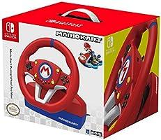HORI - Nintendo Switch Mario Kart Racing Wheel Pro (Nintendo Switch)