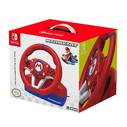 HORI - Volante Mario Kart Pro Mini (Nintendo Switch PC)