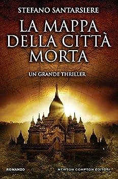 Hardcover La mappa della città morta [Italian] Book