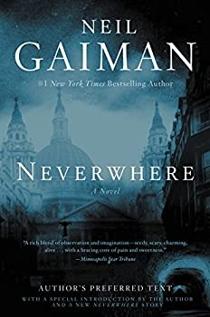 Hardcover Neverwhere : Author's Preferred Text Book