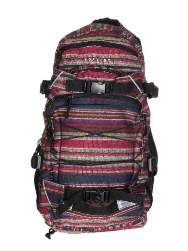 Forvert New Louis Rucksack Inka, Red, Uni