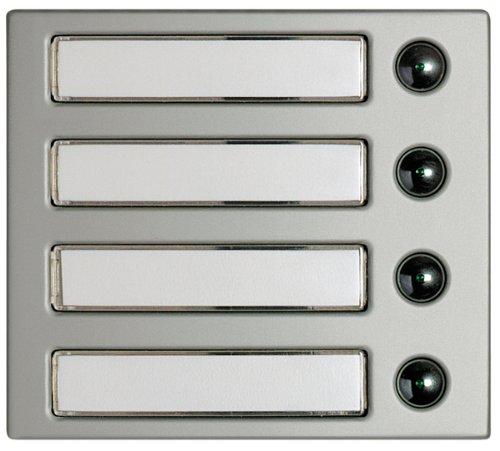 332241 - lt terraneo (bticino) avant avec 4 boutons