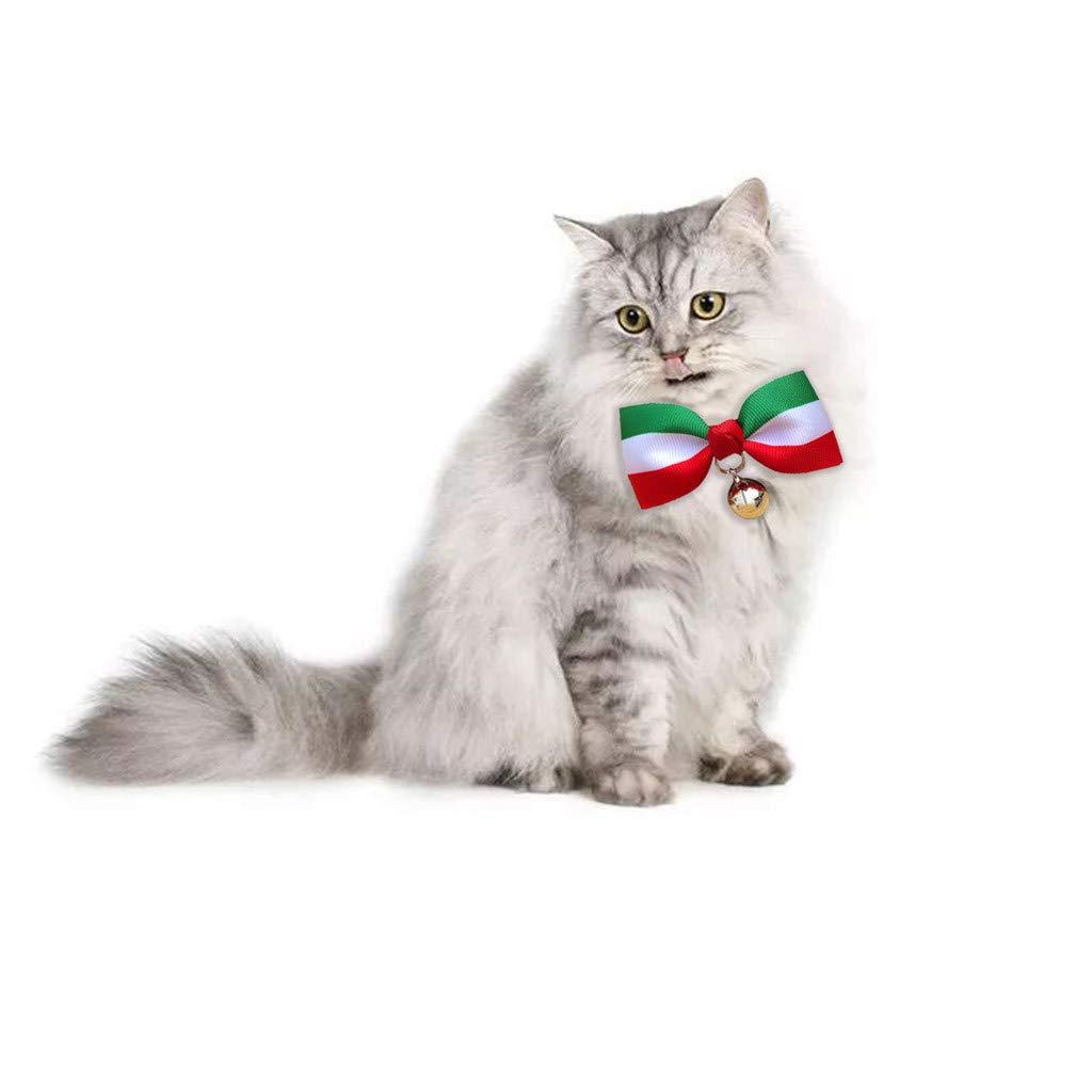 Vovo Moda - Collar Decorativo para Animales clásicos, Perro, Gato ...
