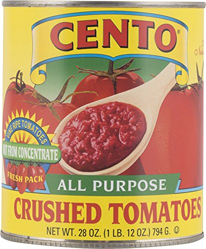 Top crushed tomatoes in puree for 2020