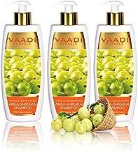Amla with Shikakai & Reetha Shampoo - Hair Fall and Damage Control Shampoo - ALL Natural Herbal Shampoo - Paraben Free - S...