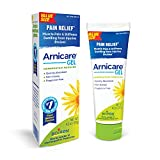 ARNICA FOR PAIN: This homeopathic medicine helps temporarily relieve muscle pain & stiffness due to minor injuries, overexertion & falls. Also great for pain, swelling, & discoloration from bruises. TOPICAL PAIN RELIEF: Our non-greasy, water-based fo...