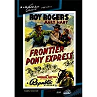 Frontier Pony Express [DVD] [Import]